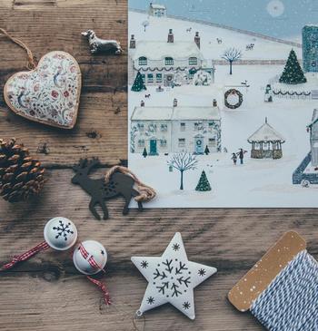 クリスマスが近づいてきました!今年のクリスマスは、ナチュラルな飾りつけに挑戦してみませんか?どんなインテリアにも取り入れやすい、素朴なクリスマスの飾りつけのアイディアをご紹介します。