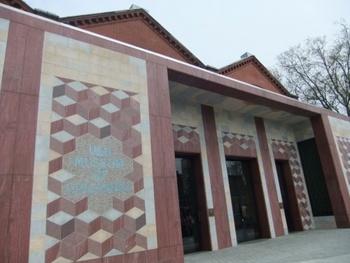 サウスケンジントンにあるV&A美術館もおすすめですが、その分館のV&A子供博物館は見落としがち。