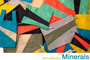 S・M・Lと3サイズあり、カラーも8色ありますので、いろいろな組み合わせで使うのもいいですね。