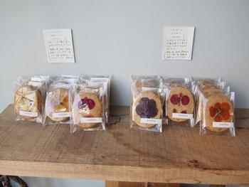 小さなお子様にも安心して食べてもらえるようにと、一つ一つ丁寧に手作りされたお菓子が女性の間で人気です。