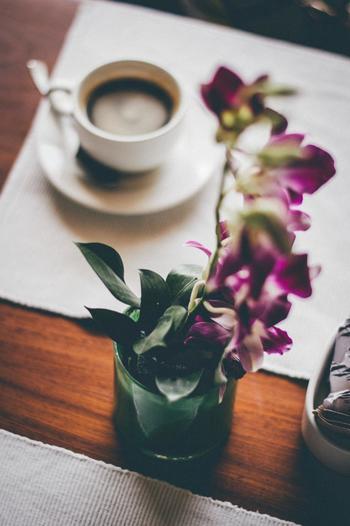 眺めているだけで幸せな気持ちに包まれるお花。そんな美しい花々に囲まれながらお食事が楽しめるお店をご紹介していきます*お一人でも、お友達とでも、様々なシーンで素敵な時間を過ごせるはずです。