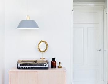 オシャレなのに個性を押し付けすぎないシンプルデザインで、どんなお部屋にも似合う実用性が人気の秘訣。半世紀に渡ってフィンランドの家庭で愛されているのも納得です。