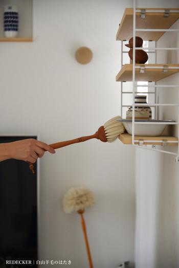 気になるホコリは、日々のちょっとした心掛けでぐっと少なくなりますよ。お気に入りの掃除グッズを使って、こまめに対策!すっきりとした日々を過ごしてみませんか?