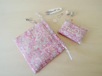 可愛いピンクッション、自分で作れたらもっと愛着がわきますよね。実はとっても簡単に作れちゃうんです!好きな布を使って作ってみませんか?