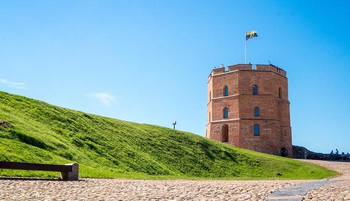 バルト三国とは北からエストニア・ラトビア・リトアニア、と「あいうえお順」に並んでいる国です。