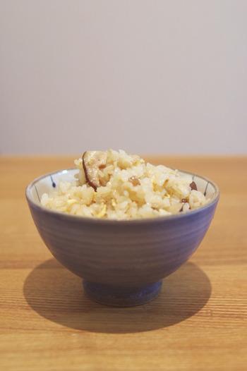 秋の味覚をまるごと閉じ込めて。お弁当にも◎『炊き込みごはん1週間レシピ』〈副菜付き〉