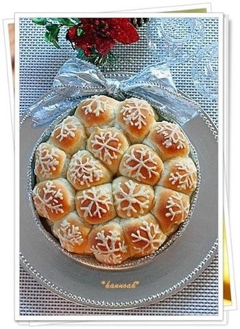 ふんわりパンはランチにもディナーにもおすすめ。作り置きできるのも嬉しいですね。