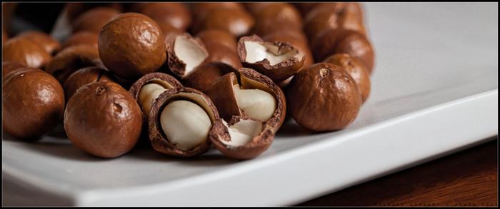 マカダミアナッツはオレイン酸を多く含むことで注目されるナッツ。ほかのナッツと比べるとカロリーは高めなのですが、栄養もバランス良く含まれていますので、脂質が多いからと言って完全に避けてしまうのはもったいないです♪適切な量をおいしくいただきましょう。