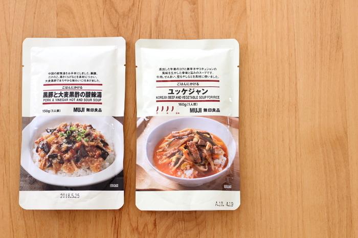 まず1つ目のおすすめレトルト食品は、「ごはんにかける 気仙沼産ふかひれのスープ」です。