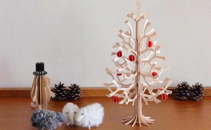 秋も深まり、クリスマスもだんだんと近づいてきたら…loviでお家の中を少しずつクリスマスの雰囲気にしてみませんか?