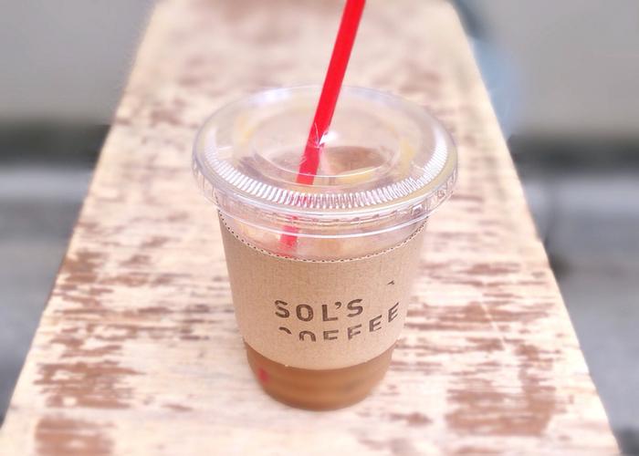 「珈琲好きの方はもちろん、珈琲が苦手な方でもきっとお気に入りの珈琲を見つけることができる」という想いで淹れたコーヒーは、豆にも焙煎方法にもこだわった一杯。数種類の中から好みの豆を選んで淹れてもらえます。