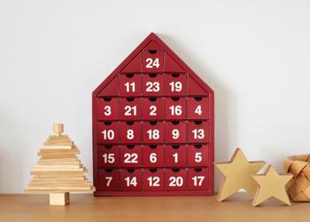 大人も子供も楽しみなクリスマス♪そのクリスマスを待つ楽しみな時間をカウントダウンしながら待てるのが、「アドベントカレンダー」です。