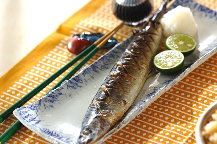 秋刀魚と言えば塩焼きですね。でもそれ以外でも美味しい秋刀魚のレシピはたくさんあります。今回は基本の塩焼きレシピから、ちょっと変わった洋風レシピまでご紹介。秋刀魚料理の参考にしてくださいね。
