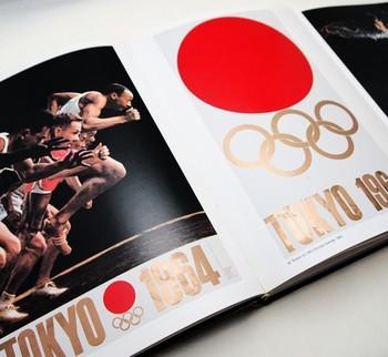 前東京オリンピックのポスターデザインでも知られる亀倉雄策。NikonのポスターやMeijiチョコレートのパッケージデザインなどの代表作から、ロゴワークや装丁などを自身による解説も併せて多数掲載しています。