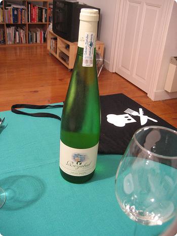 「チャコリ」という白ワイン