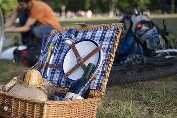 外でのご飯が気持ち良い時季♪ 不器用さんでも簡単な秋の行楽弁当