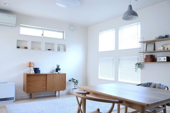 ブログ「Ducks Home」のMikiさんは、ナチュラルで心地よい北欧インテリアの素敵な暮らしを実現されています。こだわりの家具を買い足して、自分好みのおうちを作っていく様子に憧れます・・・♪