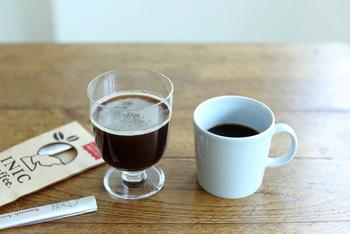 カフェインを99.85%除去していますので、妊娠中、授乳中の方も安心してコーヒーのおいしさを味わうことができます。