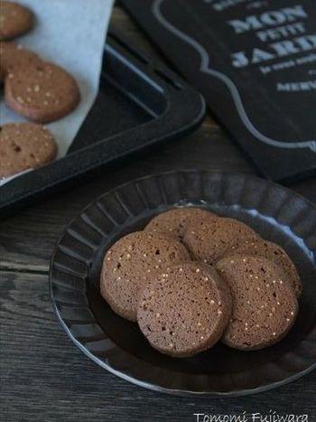 雑穀クッキーは作りやすいスイーツレシピの一つ。お好みの雑穀をオリジナルブレンドして混ぜるのも良いですね♪ひえなど、単体でのスイーツレシピが見つけにくい時にもぜひ参考にしてみてください。