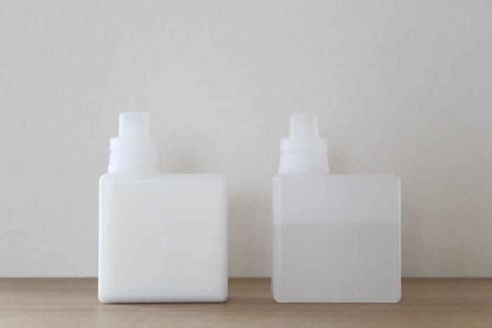 粉末はOKですが、石油類・除光液・香水・酢(木酢液など)アルコール類を多量に含むものには使用できないのでご注意を!入浴剤以外を詰め替える際には、中の成分にくれぐれも気をつけましょう!