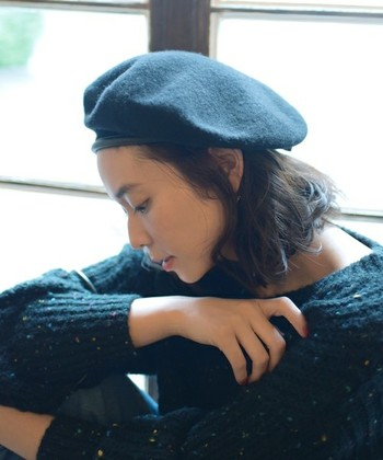 今年は挑戦してみない?秋冬コーデを素敵にする〈デザイン別〉帽子コーデ♪