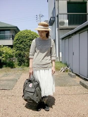 ちなみに、「カンケン」という名前は、「持ち運ぶ」という意味からつけられています。  背負わなくても、手提げバッグとして持ち歩けるのも良いですね。