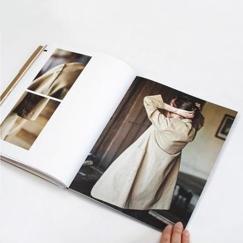 写真やイラストも美しく、とってもおしゃれ。眺めているだけでも楽しいワークブックです。