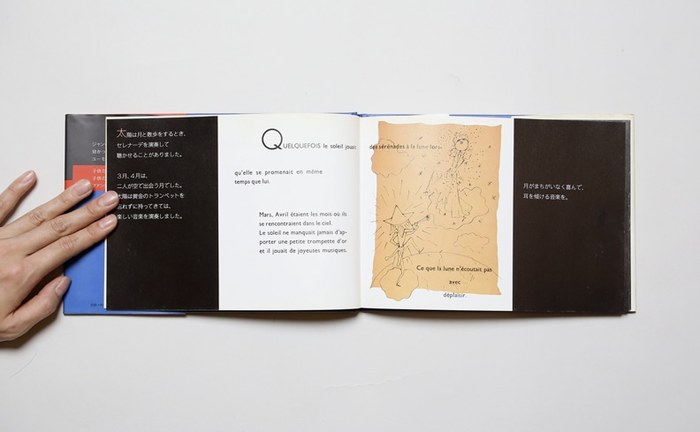 詩人や文筆家としてだけでなく、画家としても活躍したジャン・コクトーの絵本。ピカソ的なタッチも魅力。 大人になっても忘れてはいけない大切なこととは?日本語とフランス語の両方の言語で楽しめます。