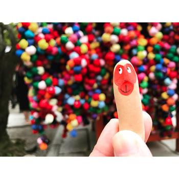 八坂庚申堂(やさかこうしんどう)の『指猿』で手先の器用さを願う