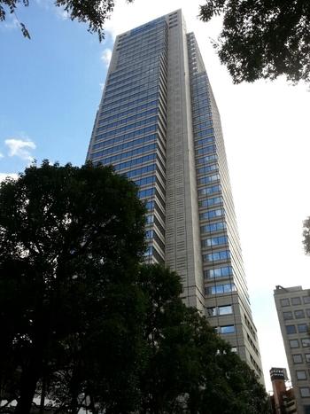 新宿のランドマーク的存在のホテル、パークハイアット東京にあるデリカテッセンをご存知ですか?