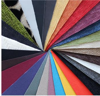 カバーの布は、しっかりとした「8号帆布」や「CHENILLE」「デニム」など種類もカラーも豊富なので、あなたのお家のインテリアに合う生地やカラーを見つけることができますよ。