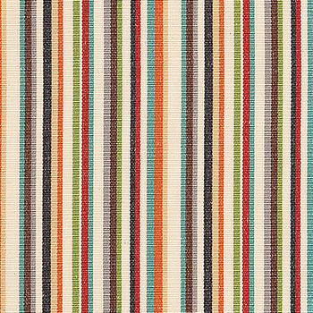 例えばこちらの柄は、緯糸に対し経糸が覆い被さるように織られている、凹凸感が素敵なグログラン織の先染め中厚生地の、QUARTER REPORT(クォーターリポート)の「ブランチ マルチ」。
