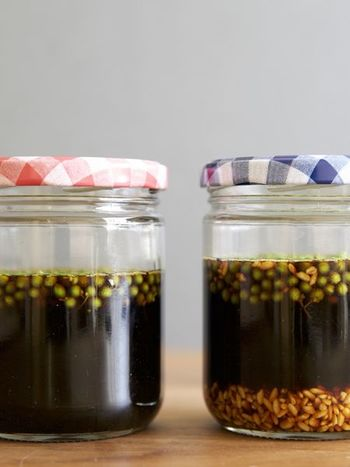 山椒を加えて風味豊かに。 米麹が合わさることで、醤油味が強すぎない、全体としてマイルドな味わいに仕上がります。