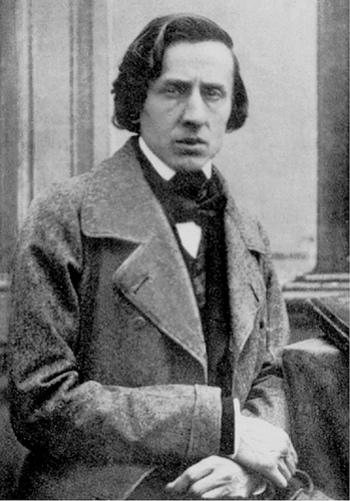 秋に聴きたい曲といえば、やはりポーランドの作曲家、フレデリック・ショパン(1810-1849)のピアノ曲。