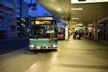 羽田空港には、国内線の第1ターミナル、第2ターミナル、国際線を結ぶ無料バスが出ています。いろんなお店を巡りたいときにぜひ活用してみてください。