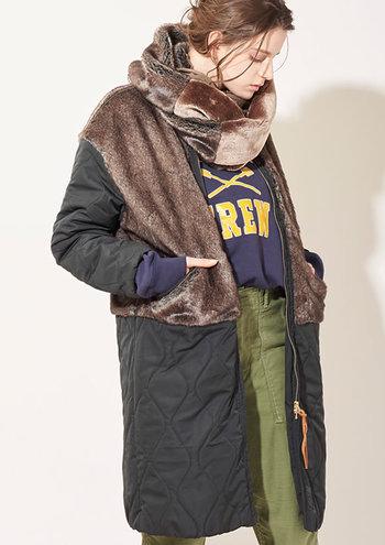 防寒着としてだけでなく、秋冬のオシャレの主役として迎え入れたい素敵なアウターをご紹介しました。お気に入りの1着を手に入れたら、これからの季節、さらにHappyに過ごせそうですね。