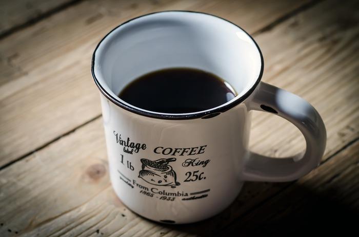 気温が低いとせっかく淹れたコーヒーも冷めやすくなるのが、困りもの。