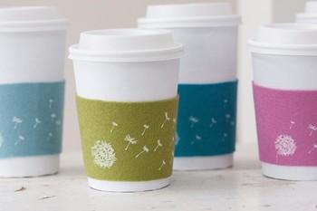 テーブルに彩りを添えてくれて「誰のカップか分からなくなっちゃった…!」なんてあるあるなお悩みともサヨナラです!