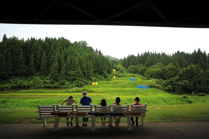 自然の中でアートを満喫!「大地の芸術祭 越後妻有アートトリエンナーレ」に出かけよう♪
