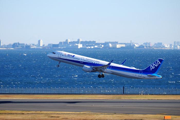 海と空と飛行機を眺めながら、おしゃれなカフェで次の旅の計画を立ててみるのもいいかもしれませんね。