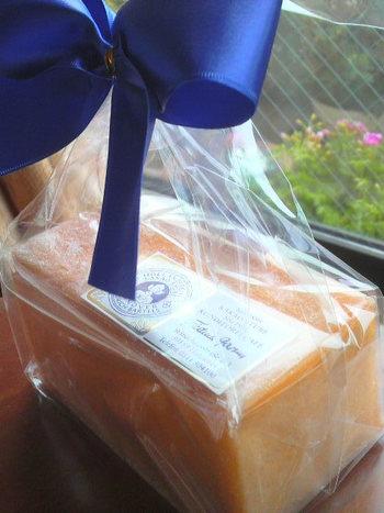 バウムクーヘンがメインのお菓子やさんですが、実はバウムクーヘン以外にも様々なラインナップが用意されています。