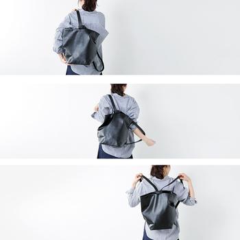 シンプルで上質。長く大切に使いたいaetaアエタのバッグ