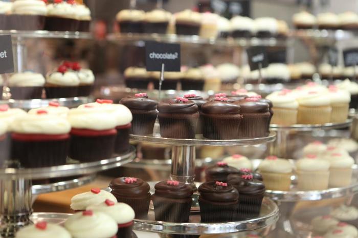 見るほどにほれぼれ。かわいくて、美味しい《カップケーキのお店》6選