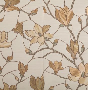 幅の広い生地をつなぎ合わせて作るカーテン。つなぎ目の柄が合っていないとちょっと残念な印象に。ニトリのオーダーカーテンでは生地の柄を合わせて縫製するので、継ぎ目が目立ちません。