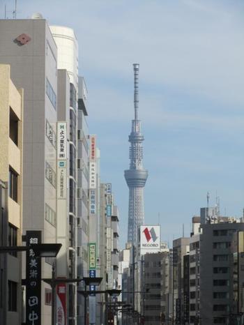 すてきな場所を発見しよう♪『東京下町さんぽ』【小伝馬町で手仕事に触れる編】