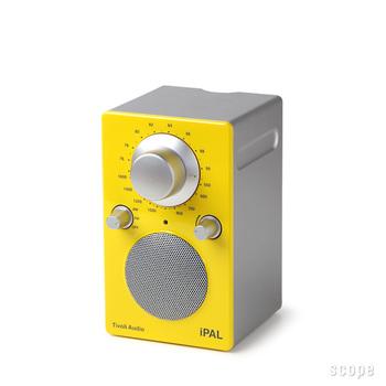 チボリオーディオの中でも、アウトドアやキッチンで使いたいときにおススメの「iPAL」。レトロキュートなデザインだけでなく、防滴加工、長時間バッテリー、高音質も兼ね揃えた優秀なスピーカーです。