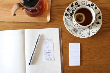 自由に書き込んで、自分らしく使うことが手帳を使いこなすコツです。お気に入りの手帳を見つけて、一年間を管理してみましょう。