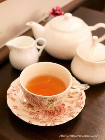 イギリス、ドイツ、ウィーンなど国によっても紅茶のテイストはさまざま。専門店で飲み比べて、もっと紅茶を楽しんでください。