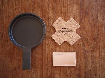 b2c kitchen collectionのスキレットは、15センチと小さなスキレットですが、このサイズ感がちょうどよくさまざまなお料理に使うことができます。