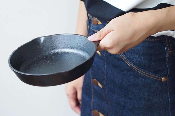 大切に手入れをすると長く使うことができるスキレット。インスタ映えするお料理を作るのにも重宝します。お洒落な手料理で食卓を華やかに演出してみましょう♪